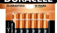 Duracell – CopperTop AAA Alkaline Batteries (12 count)