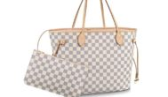 Women's Classic Canvas Neverfull Top-Handle Tote Bag
