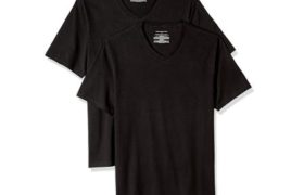 Men's 2-Pack Loose-fit V-Neck T-Shirt