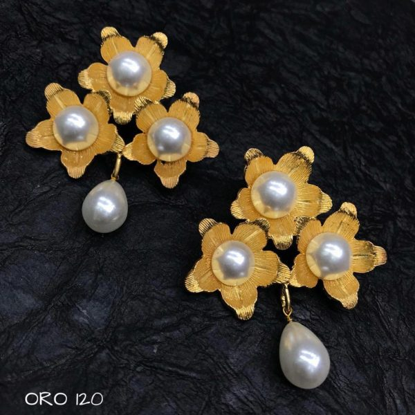 Fancy Earring ORO121