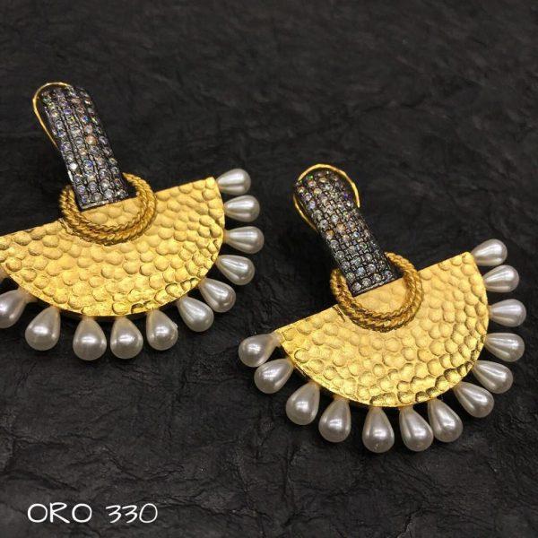 Fancy Earring ORO330