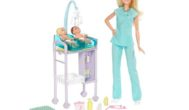Barbie Careers Baby Doctor Playset