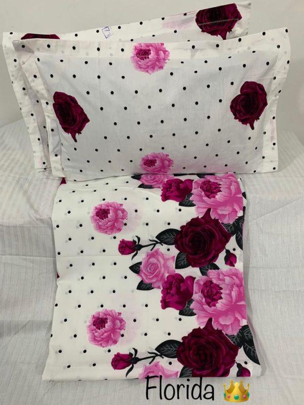 FLORIDA Single Bed Sheet Set