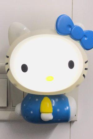 HELLO KITTY NIGHT LAMP