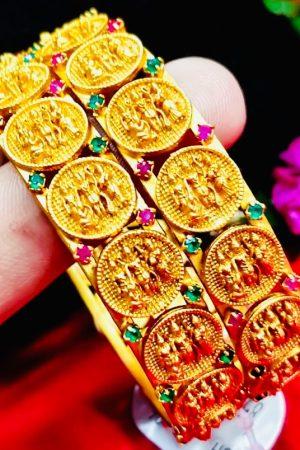 Premium Quality Gold Plated bangle