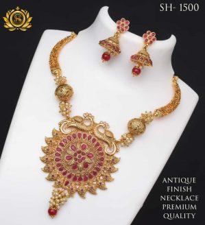 Antique Finish Necklace Premium Quality