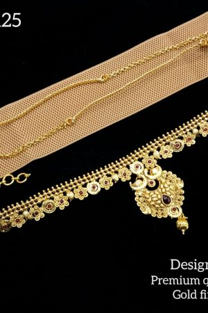 Premium Quality Floral Waist Chain For Women