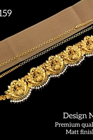 Indian Ethnic Waist Belt Bridal Kamarband Belly Chain