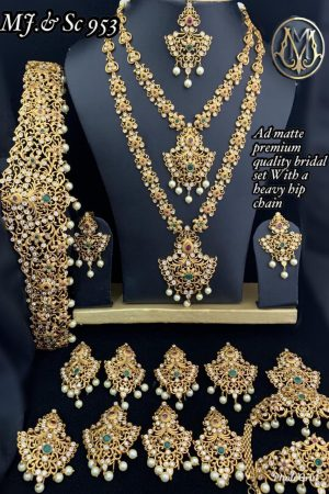 Premium Quality Indian bridal Jewellery