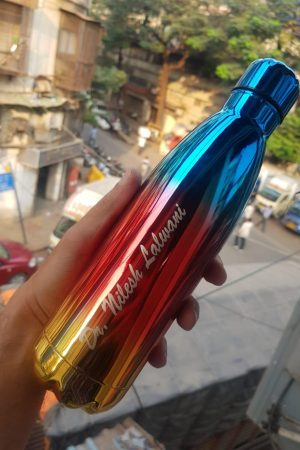 Multi color Hot and Cold Flask