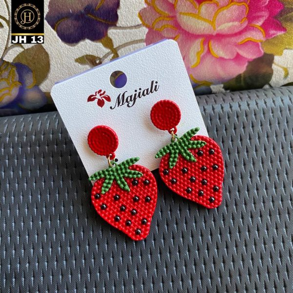 Colourful Stud Earrings For Party & Outing