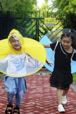 Cap Umbrella for Kids