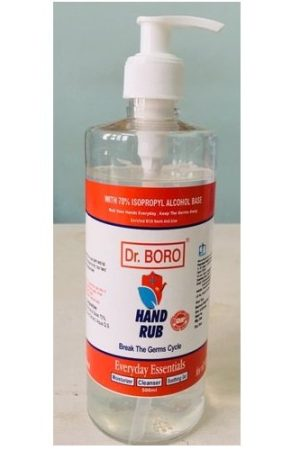 Dr Boro Hand Sanitizer With Pump