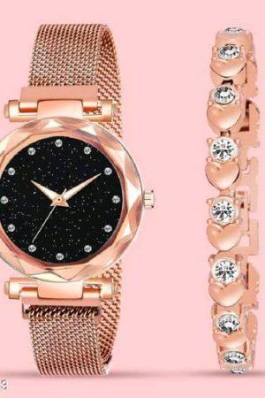 Women's watch with Bracelet