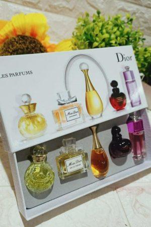 Dior Perfume Gift Set Combo