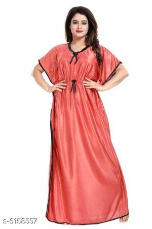Trendy Alluring Women Nightdresses