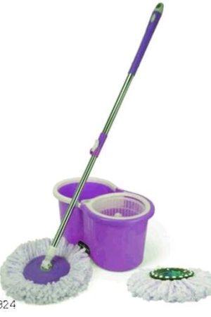 VIGUNI Bucket Spin Mops