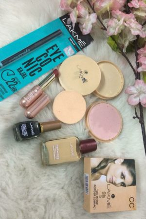 Lakme 2 in 1 Compact Combo