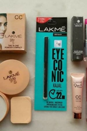 Lakme 2in1 Compact Kit