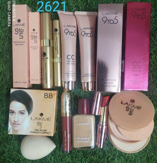 Lakme combo 2621 Makeup Set