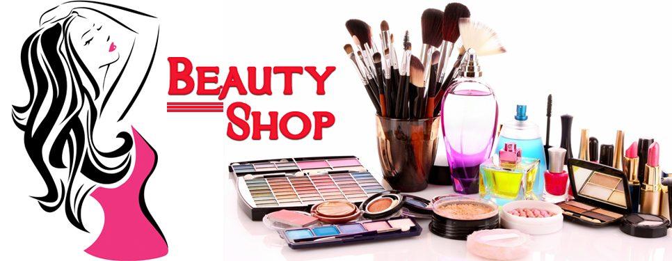 Cosmetics and Makeup Shop
