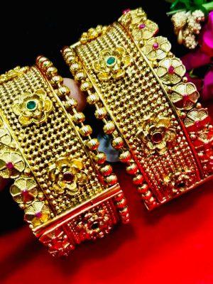 Brass Material bangle