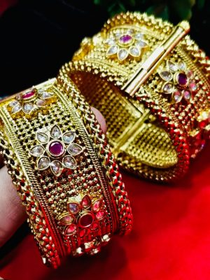 Premium Quality Brass Kada Bangle