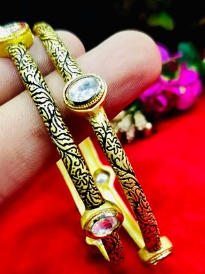 Premium Quality Gold Plated Bangles 001