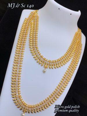 Micro Gold Polish Premium Quality Long Haram MN140 (2)